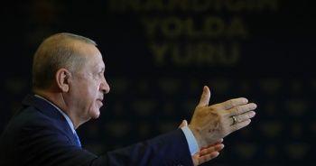 Cumhurbaşkanı Erdoğan: Şu anda CHP'de tek adamcağız siyaseti işliyor