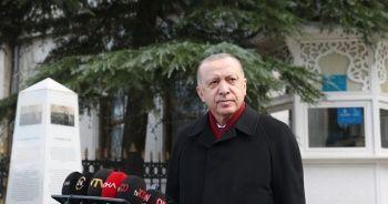 Cumhurbaşkanı Erdoğan: Şu anda herhangi bir yan etki söz konusu değil