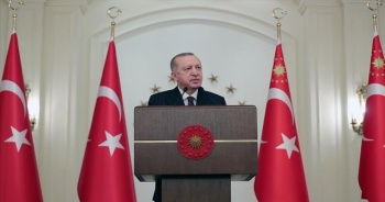 Cumhurbaşkanı Erdoğan: Türkiye-AB gündemi suistimal edildi