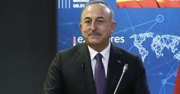 Dışişleri Bakanı Çavuşoğlu: AB ile ilişkilerimizde yeni sayfalar açmak için çalışıyoruz