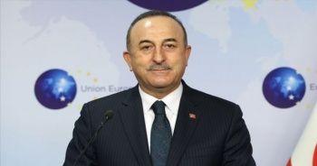 Dışişleri Bakanı Çavuşoğlu: AB Konseyi ve Komisyonu Başkanı Türkiye'ye gelecek