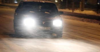 Doğu Anadolu'da kar ve tipi etkisini sürdürüyor