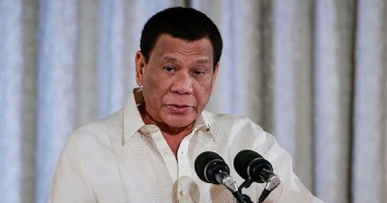 Duterte: Başkanlık kadınlara göre değil