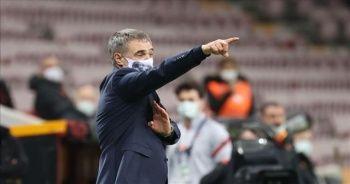 Ersun Yanal: Bugün sadece defansif oynadığımız bir maç oldu