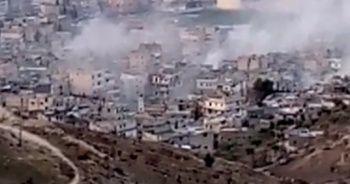 Esad güçlerinden topçu saldırısı: 2 ölü, 5 yaralı