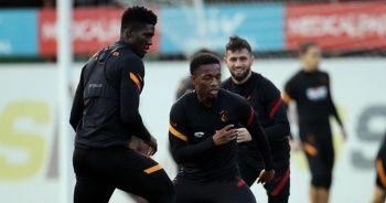 Galatasaray, Gençlerbirliği hazırlıklarını tamamladı