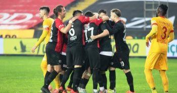 Gaziantep FK evinde hata yapmadı