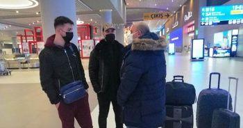 Halil Dervişoğlu İstanbul'a geldi
