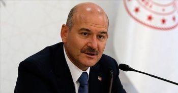 """İçişleri Bakanı Soylu: """"Kadın cinayetleri yüzde 21 düştü"""""""