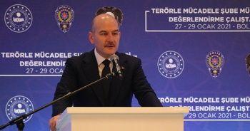 """İçişleri Bakanı Süleyman Soylu'dan """"militan"""" çıkışı"""