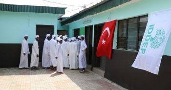 İDDEF'ten Fildişi Sahili'nde eğitim seferberliği