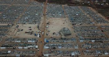 İdlib'te 50 bin briket ev Haziran'da bitirilecek