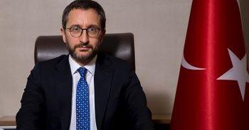 İletişim Başkanı Altun: Kılıçdaroğlu, Cumhurbaşkanımızdan özür dilemelidir
