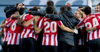 İspanya Süper Kupası'nda Real Madrid'i eleyen Athletic Bilbao finale yükseldi