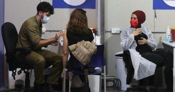 İsrail'de gençler de aşılanmaya başlandı