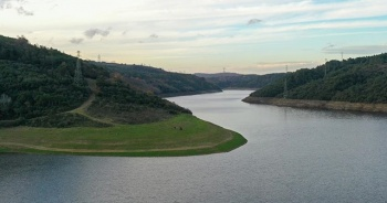 İstanbul'un barajlarında doluluk oranı artıyor