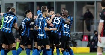 İtalya Kupası'nda Inter, Milan'ı 2-1 yenerek yarı finale yükseldi