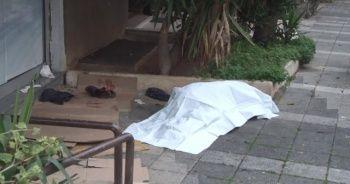 Kadıköy'de sokakta yaşayan yaşlı adam ölü bulundu