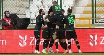 Konyaspor adını çeyrek finale yazdırdı