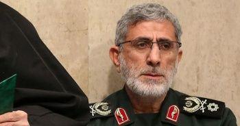 Kudüs Gücü Komutanı: Süleymani suikastına ABD'nin içinde dahi karşılık verilebilir