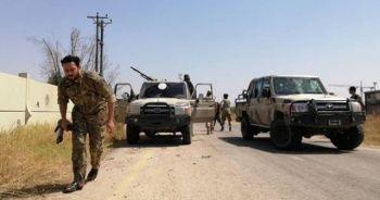 Libya: Hafter milisleri ateşkesi ihlal etti