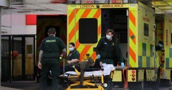 Londra'da Kovid-19 nedeniyle 'acil durum' ilan edildi