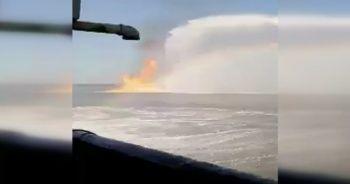 Meksika'da u altı petrol boru hattında patlama