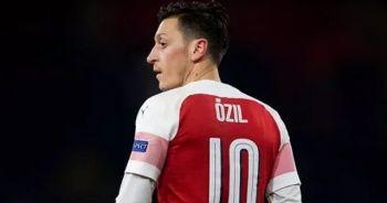 Mesut Özil, Arsenal ile fesih için anlaştı