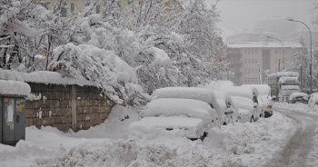 Meteoroloji'den yoğun kar yağışı uyarısı