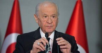 MHP Genel Başkanı Bahçeli: MHP'nin sokakta işi yoktur