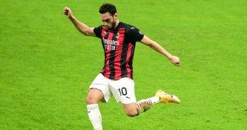 Milli futbolcu Hakan Çalhanoğlu Kovid-19'u atlattı