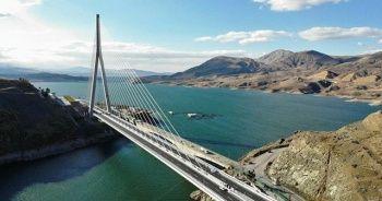 Milli projede gurur günü! Yeni Kömürhan Köprüsü Başkan Erdoğan tarafından bugün açılıyor