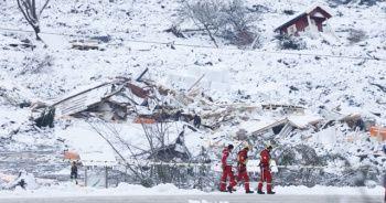 Norveç'teki heyelanda 1 kişinin daha cansız bedenine ulaşıldı