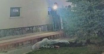 Pencereden düşen yaşlı adam hayatını kaybetti