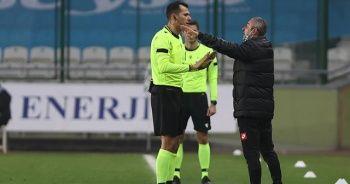 PFDK'den İsmail Kartal'a 1 maç men cezası