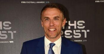 Phil Neville, Inter Miami'nin teknik direktörü oldu