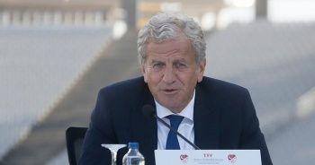 Servet Yardımcı UEFA Yönetim Kurulu üyeliğine yeniden aday