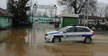 Sırbistan'da sel nedeniyle bazı bölgelerde OHAL ilan edildi