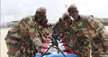 Somali ordusunda Türk imzası