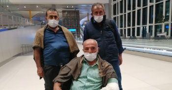 Terör saldırısında oğlunu kaybeden baba saldırı anını anlattı