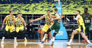 THY Euroleague: Fenerbahçe Beko: 96 - Baskonia: 76