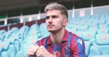 Trabzonspor'dan Berat Özdemir videosu