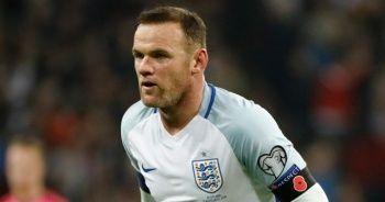 Wayne Rooney futbolu bıraktı