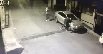 Yılbaşı gecesi vatandaşları şoke eden bıçaklı saldırı