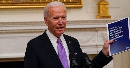 ABD Başkanı Joe Biden'dan kritik açıklamalar