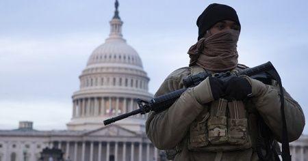 ABD'de savaş gibi yemin hazırlığı