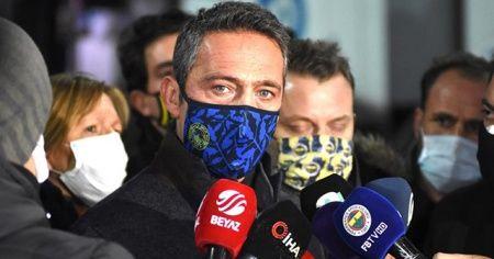 Ali Koç'tan Mustafa Cengiz açıklaması