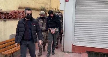 Ataşehir'de hareketli dakikalar : Özel harekat ekipleri sevk edildi