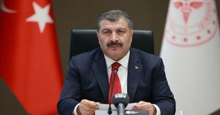 Sağlık Bakanı Koca: Türkiye'de iller bazında aşı dağılımını görebilirsiniz