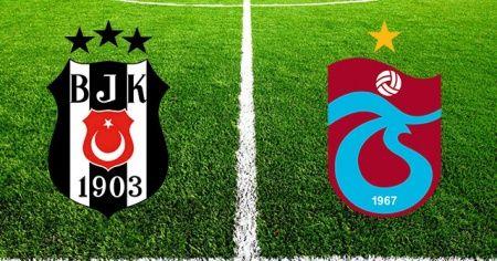 Beşiktaş - Trabzonspor maçı saat kaçta, hangi kanalda canlı yayınlanacak? BJK TS maçı canlı izle